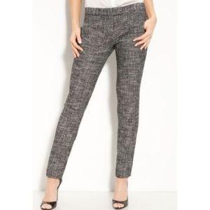 Theory Frayne Tweed Pants Size 6